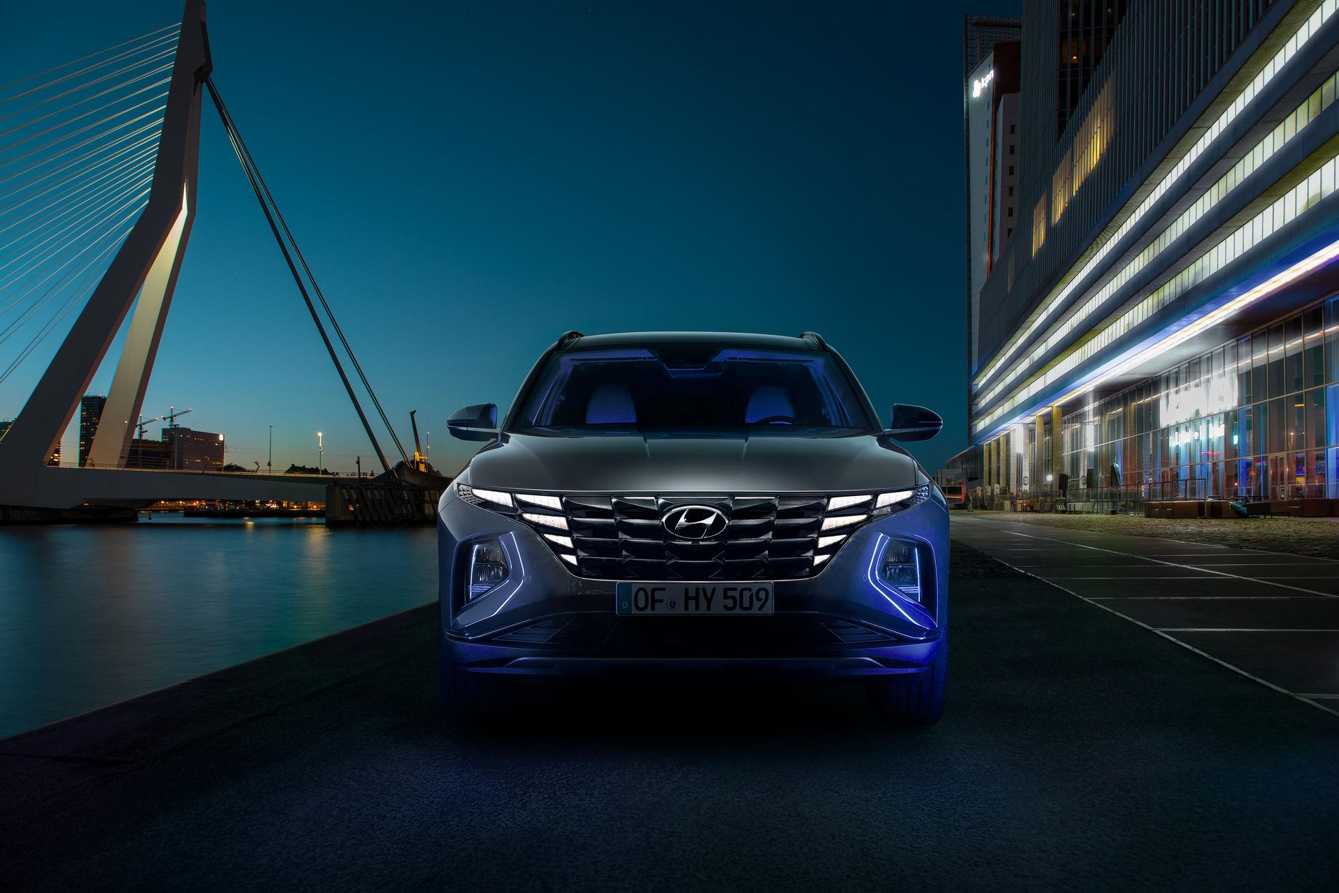 بالفيديو والصور.. انطلاق هيونداي توسان 2022 الجديدة كليًا رسميًا 2021-Hyundai-Tucson-10.jpg