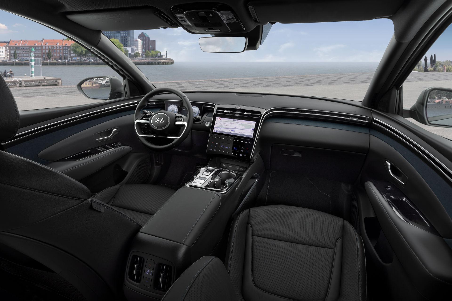 بالفيديو والصور.. انطلاق هيونداي توسان 2022 الجديدة كليًا رسميًا 2021-Hyundai-Tucson-15.jpg