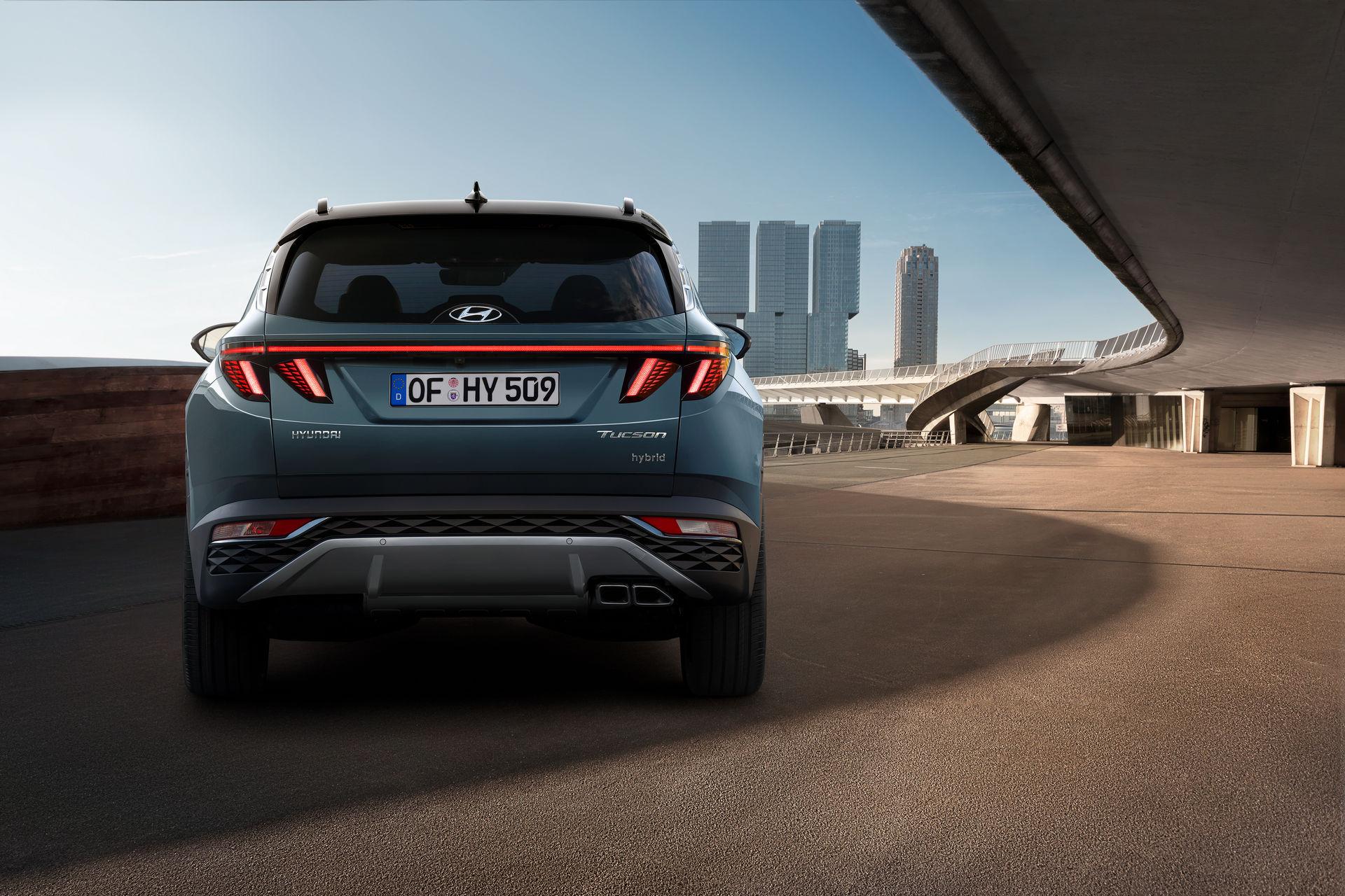 بالفيديو والصور.. انطلاق هيونداي توسان 2022 الجديدة كليًا رسميًا 2021-Hyundai-Tucson-9.jpg